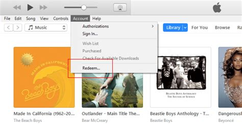 How To Redeem Itunes Email Gift Card - redeem and use your itunes gift card
