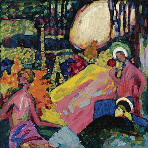 biography kandinsky artist wassily kandinsky artwork for sale at online auction
