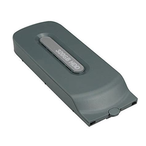 Hardisk External Xbox 360 awardpedia drive external hdd for xbox 360 gray 320gb