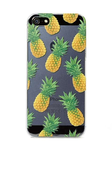 Casing Iphone 5 5s Pineapple Pattern Custom skinnydip pineapple iphone 5 iphone iphone 5 cases iphone 5s and iphone