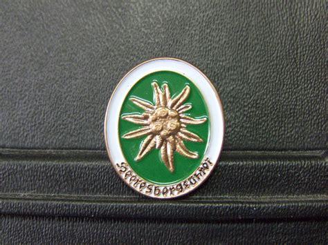Pin Garuda 3 5 Cm pin heeresbergf 252 hrer abzeichen wehrmacht 3 5 x 2 5 cm