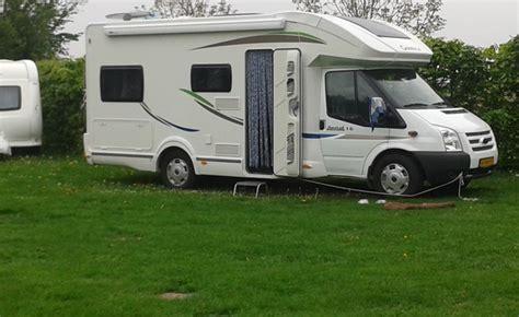 2 pers. Chausson camper huren in Geervliet? p.d.   Goboony