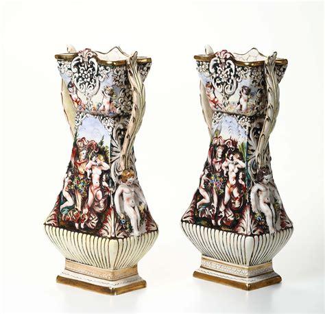 antiquariato ladari vasi capodimonte antichi 28 images vasi porcellana e