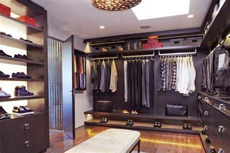 guardarropa organizado best home design modern armarios y walk in closet