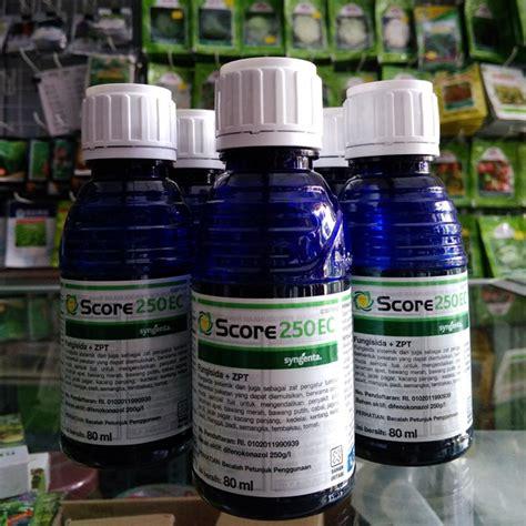Harga Score 250 Ec fungisida score 250 ec zpt 80ml bibitbunga