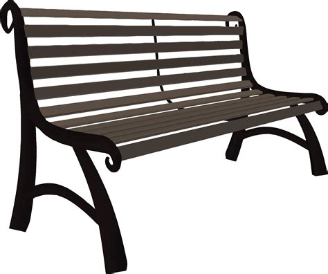 park bench art clipart park bench