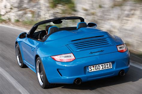 porsche speedster 2017 porsche 911 speedster expected at 2017 frankfurt by