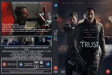 And The Tr St by The Trust Dvd Cover 2016 R2 Custom