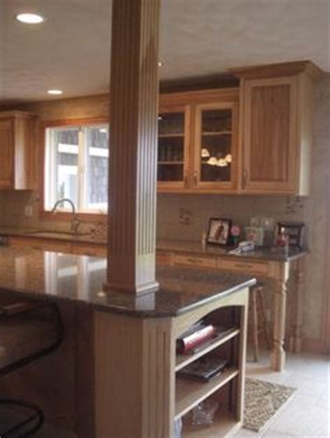kitchen islands with posts 1000 images about kitchen island w posts on