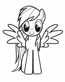 mlp coloring book 7 my pony coloring pages