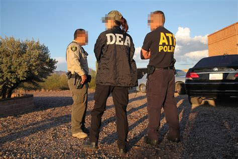 Immigration Warrant Search 16 Arrested In Multiagency Operation Targeting Tucson Based Heroin Trafficking Ring