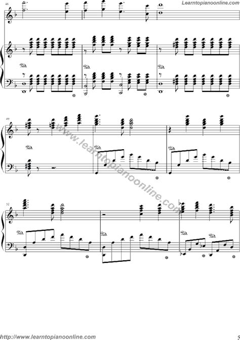 exodus by maksim mrvica 5 free piano sheet learn