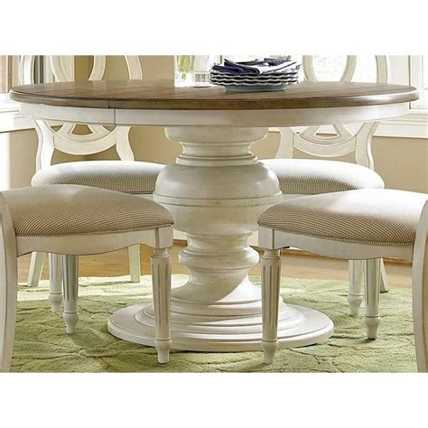 Universal Furniture Dining Table Universal Furniture Summer Hill Dining Table In Cotton 987656