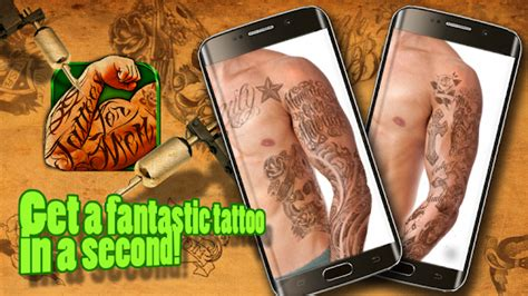 fake tattoo app android app tattoos for men photo editor apk for windows phone