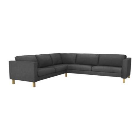karlstad grey sofa karlstad corner sofa 2 3 3 2 cover sivik dark gray ikea