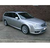 Ford Mondeo Estate St220 Photos And Comments Www