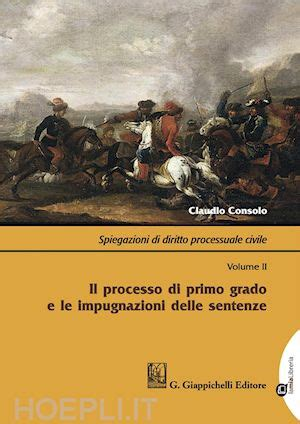 claudio consolo spiegazioni di diritto processuale civile ii consolo