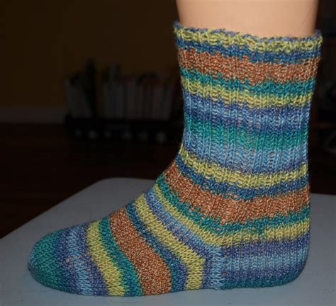 Socks Knit Easy By Nickysyarnbarn Knitting Pattern