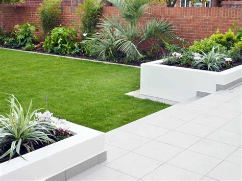 contemporary garden design 17 best ideas about