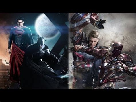 Marvel Vs Dc Comes To In Epic Fan Trailer Nerdist Dc Fan Made Marvel Vs Dc Epic Battle Fan Made Trailer
