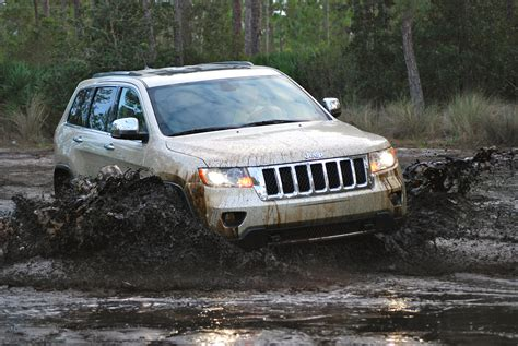 mudding jeep cherokee grm review muddin in a grand cherokee grassroots