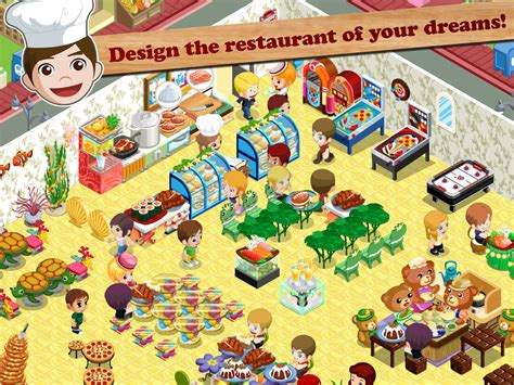 design your dream face restaurant story android apps on google play