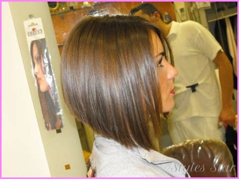 aline hair style pictures aline haircuts for thick hair stylesstar com