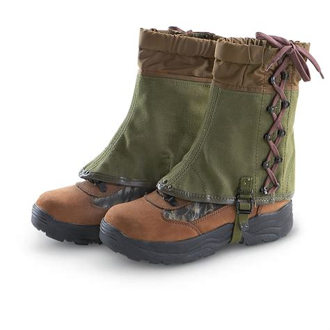 boot gaiters 2 pk of new italian gaiters olive drab