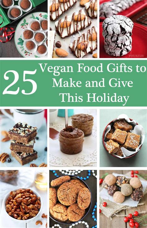 food to bring for christmas 25 vegan food gifts to make and give this delightful adventures