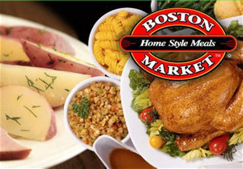 Boston Market Gift Card Promotion - 15 for a 25 boston market gift card saveology offer