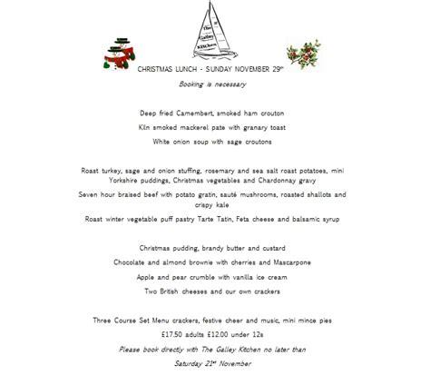 thorpe bay yacht club 187 christmas lunch 29th november 2015