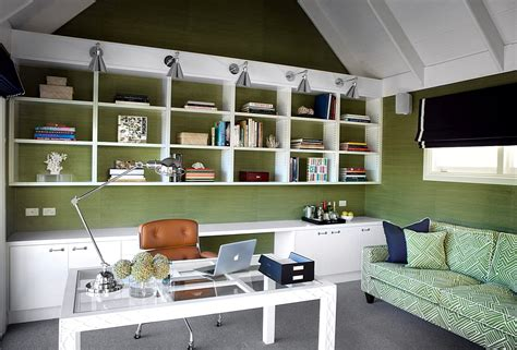 Office Shelf Decorating Ideas How To Decorate An Office Ideas And Tips Minimalist Desk Design Ideas