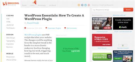 tutorial wordpress developer top 6 wordpress plugin development tutorials technical blog