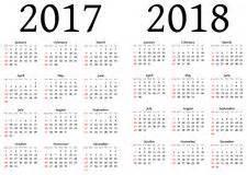 Kalender 2018 Pdf Zum Bearbeiten Kalender 2018 Vector Illustratie Afbeelding Bestaande Uit