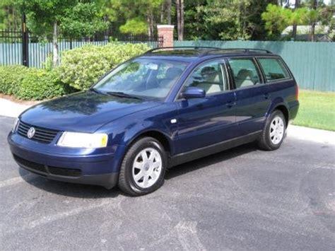 2001 Volkswagen Passat Wagon by 2001 Volkswagen Passat Gls Wagon Data Info And Specs