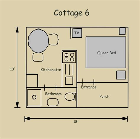 225 sq ft house plan 225 square feet cottage 6 details