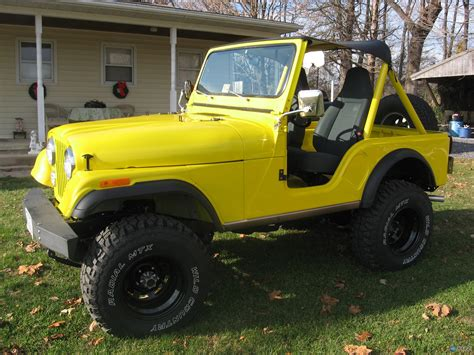 1980 Jeep Cj5 For Sale 1980 Cj5 Frame Restoration For Sale