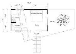 Pool Guest House Plans by Morgenthau Guest House