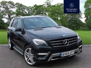 used 2015 mercedes m class ml350 bluetec amg line