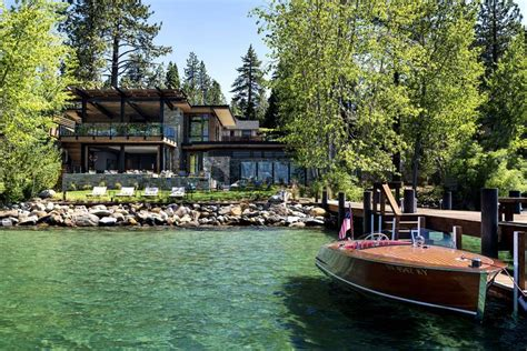 lake tahoe boat house ritz carlton lake tahoe opens exclusive lakefront clubhouse houston chronicle