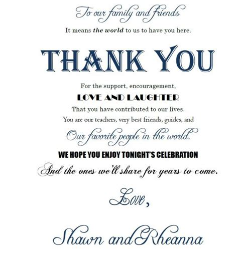 thank you letter to s parents after wedding program thank you wording weddingbee