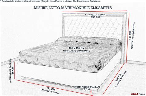 dimensioni di un letto matrimoniale letto con cornice rivestito in pelle e capitonn 232