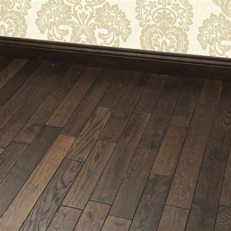 espresso wood floor l espresso oak brushed lacquered solid wood flooring