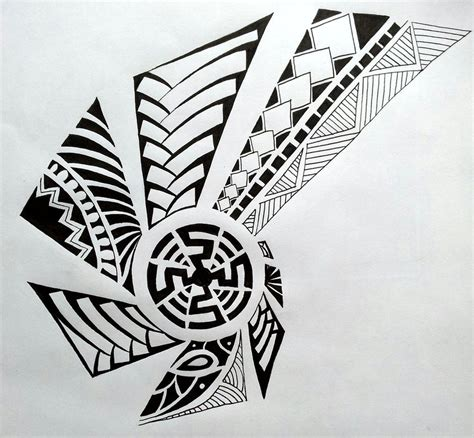 how to design a maori tattoo maori design by willemxsm