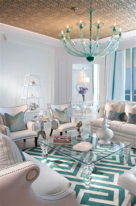 aqua living room 15 scrumptious turquoise living room ideas home design lover
