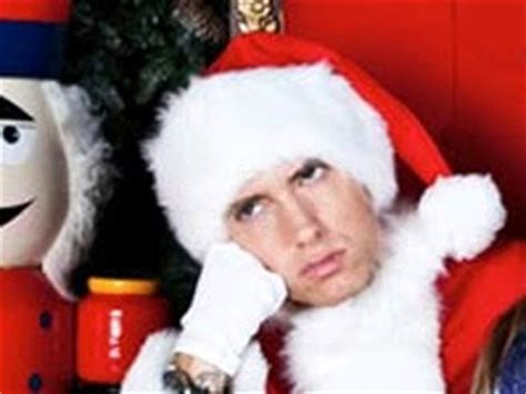eminem xmas musical marketing eminem jessica simpson in xmas mood