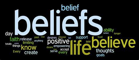 belief organizational beliefs companies are