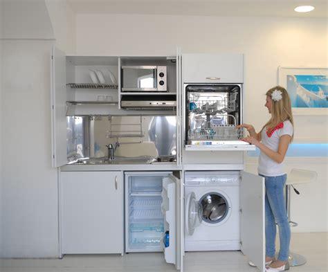 salvaspazio cucina monoblocco cucine salvaspazio compact 186 con serranda
