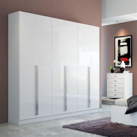 manhattan comfort wardrobe manhattan comfort eldridge 4 drawer armoire in white gloss