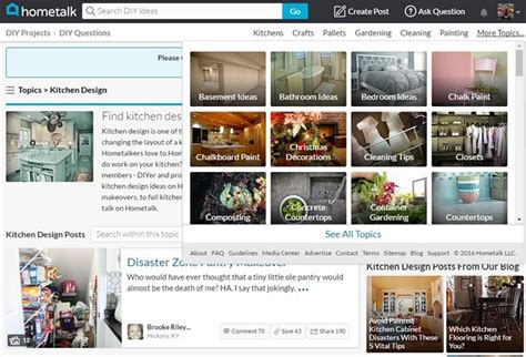 hometalk app top 8 sites and apps like pinterest beebom